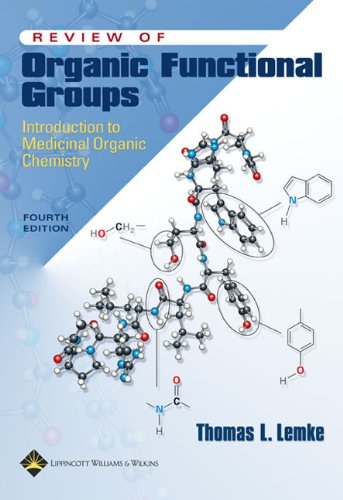 Review of Organic Functional Groups: Introduction to...