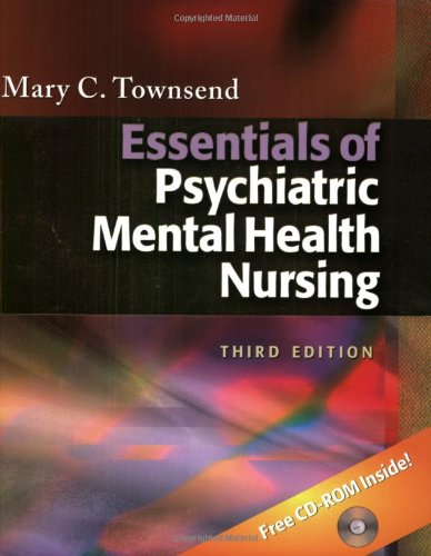 Essentials Of Psychiatric Mental Health Nursing Third Edition front-24966