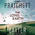 The Long Earth: A Novel Audiobook by Terry Pratchett, Stephen Baxter Narrated by Michael Fenton-Stevens