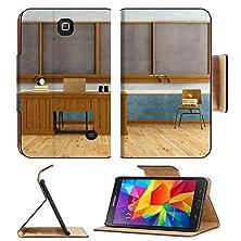 buy Msd Premium Samsung Galaxy Tab 4 7.0 Inch Flip Pu Leather Wallet Case Vintage Classroom With Teacher Image 20308579