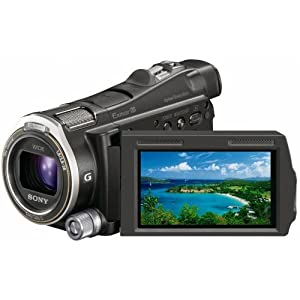 Sony HDR-CX7 AVCHD 6.1MP High Definition Flash Memory Camcorder with 10x Optical Zoom