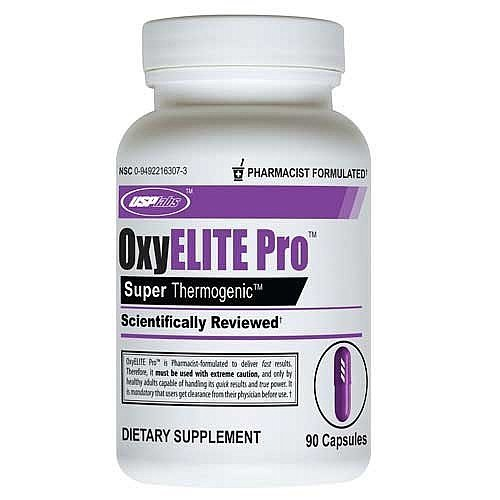 Oxyelite Pro Super Thermogenic 90 Capsules