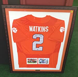 Sammy Watkins autographed Clemson Tigers jersey by Man+Cave+Pro+Memorabilia