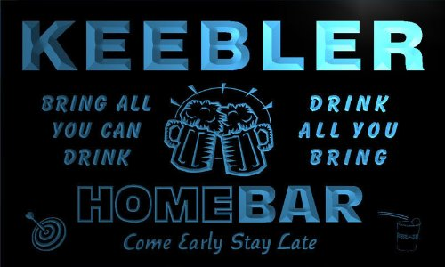 q22854-b-keebler-family-name-home-bar-beer-mug-cheers-neon-light-sign