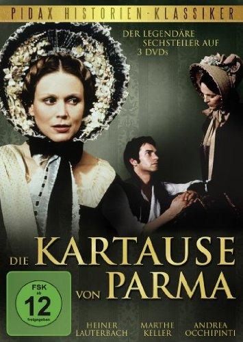 Die Kartause von Parma - Die komplette Serie (Pidax Historien-Klassiker) (3 DVDs)