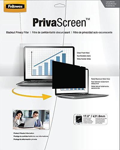 Fellowes PrivaScreen Privacy Filter for 17.0
