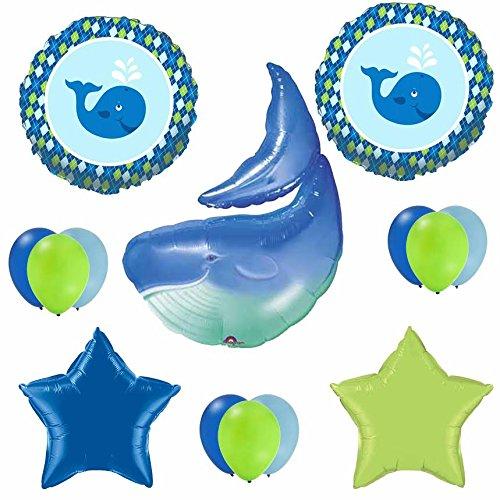 Ocean Preppy Boy Balloon Decoration Kit
