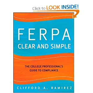 FERPA: Clear and Simple