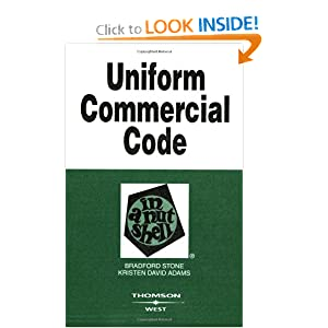 the universal commercial code New uniform commercial code (ucc) forms were effective july 1, 2013 beginning on august 1, 2013, only the new forms will be accepted for filing and the filing office will refuse to accept all other forms.