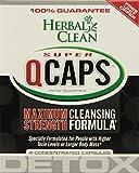 Super Qcaps Maximum Strength Cleansing 4 Caps
