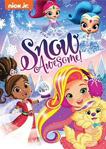 DVD : ARTIST NOT PROVIDED - Nick Jr: Snow Awesome (Widescreen, AC-3, Amaray Case, Dubbed)