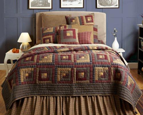 "Millsboro Twin Bed Skirt 39X76X16"" front-734297"
