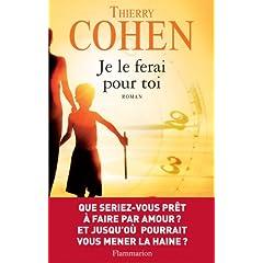 Je le ferai pour toi - Thierry Cohen
