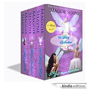 The Fairy Collection Boxed Set