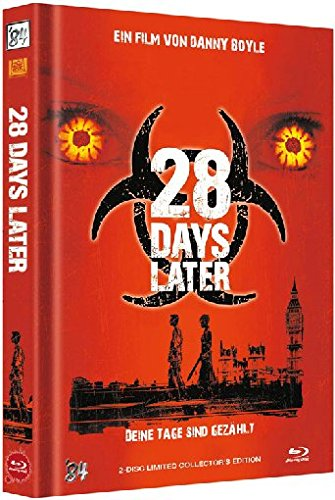 28 Days Later [Blu-ray] [Limited Collector's Edition]