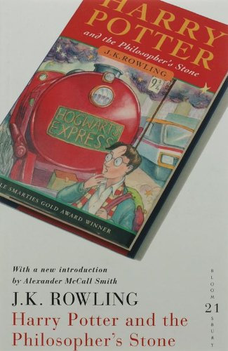 Cover of Harry Potter 1 and the Philosopher's Stone