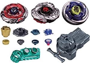 Amazon com beyblade ultimate dx set bb 121 bb121 japanese 4d toys