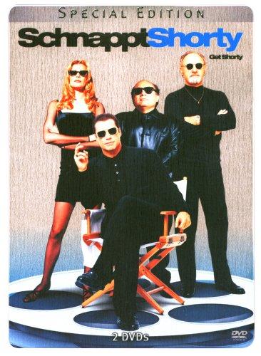 Schnappt Shorty (Special Edition, 2 DVDs im Steelbook)
