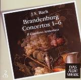 echange, troc  - J. S. Bach : Concertos Brandebourgeois, n° 1 à 6