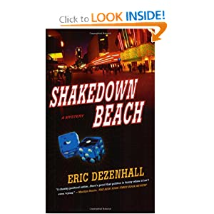 Shakedown Beach: A Mystery Eric Dezenhall