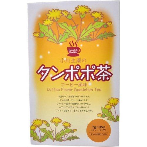 小川生薬のタンポポ茶 ティーバッグ 7g×35袋