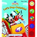 LET'S POP OUTSIDE! (Disney Mickey Mouse Clubhouse)