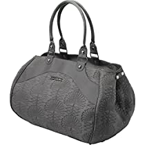 Petunia Pickle Bottom Wistful Weekender Diaper Bag in Champs-Elysees Stop