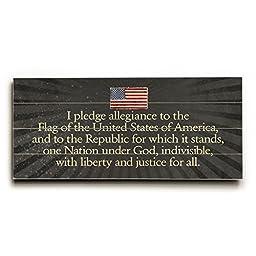 Pledge Of Allegiance by Artist Drew Patterson 10\