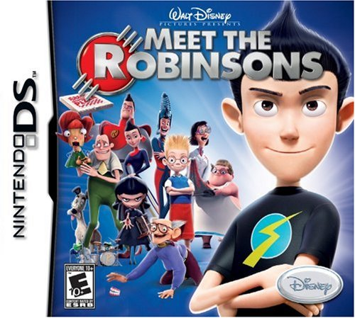 Meet the Robinsons - Nintendo DS - 1