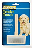 Four Paws Tender Touch Mini Puppy Grooming Slicker Brush