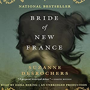 Bride of New France Audiobook