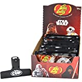 Jelly Belly - Star Wars Sparkling Galaxy Mix Jelly Beans - 1 ounce Bags (Pack of 24) & By The Cup Bag Clip