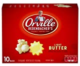Orville Redenbacher Light Butter Popcorn, 10-Count (Pack of 3)