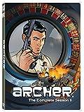 Archer Season 6 DVD
