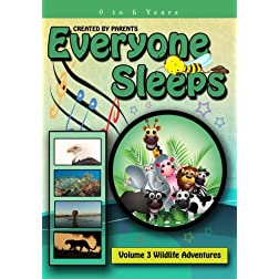 Everyone Sleeps - Volume 3 - Wildlife Adventures