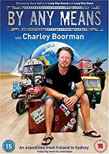 Charley Boorman - By Any Means [DVD]