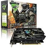 ViewMax NVIDIA GeForce GT 740 4GB GDDR3 128 Bit PCI Express (PCIe) DVI Video Card HDMI & HDCP Support CYBERWOLF LEGENDARY EDITION