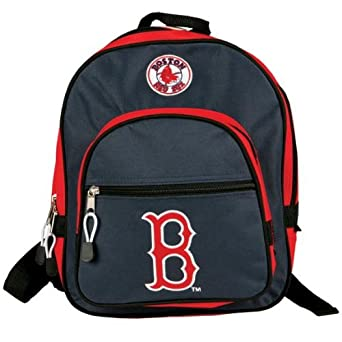 Boston Red Sox Logo Merchandise Red Sox Mini Backpack