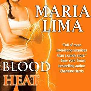 Blood Heat: Blood Lines, Book 4 | [Maria Lima]