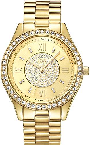Reloj para mujer de diamante acero inoxidable JBW Mondrian