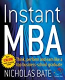img - for Instant MBA (52 Brilliant Ideas) book / textbook / text book