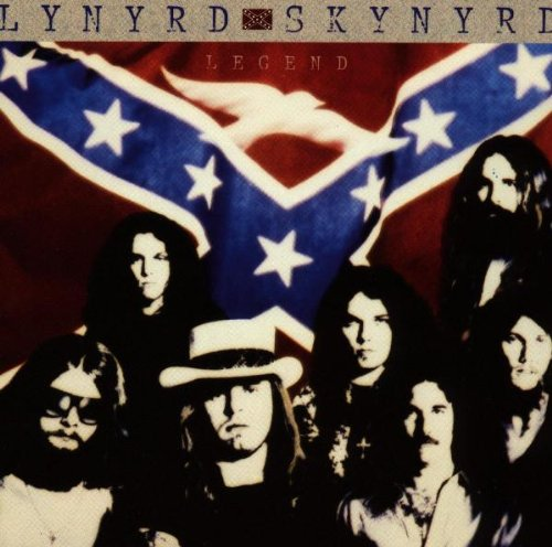 Original album cover of Legend by Lynyrd Skynyrd