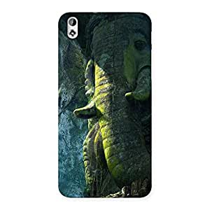 Gorgeous Rock Ganesha Back Case Cover for HTC Desire 816
