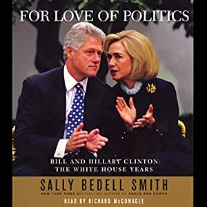 For Love of Politics Audiobook