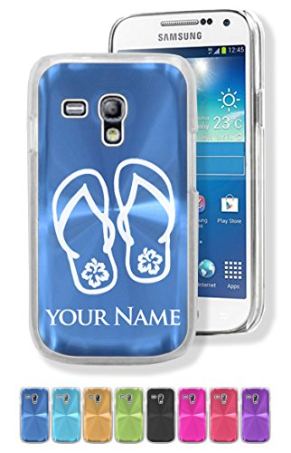 Samsung Galaxy S3 Mini Case/Cover - Beach Sandals - Personalized for FREE