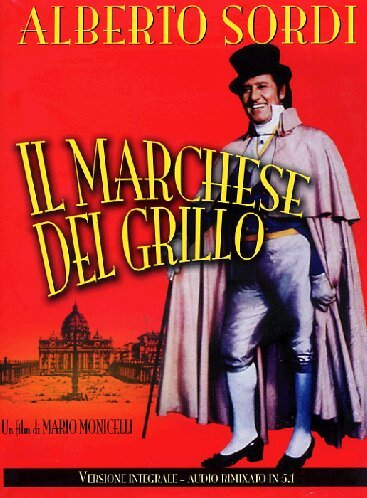 Il Marchese Del Grillo [Italia] [DVD]