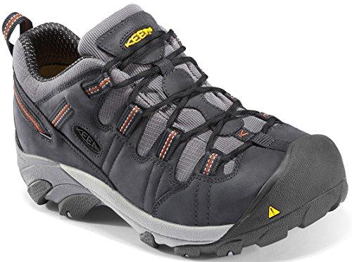 Keen Utility Men's Detroit Low Steel Toe Shoe,Peacoat,11 D  US