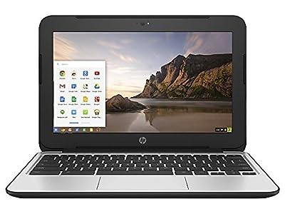 HP Chromebook 11 G4 Intel Celeron N2840 4GB 16GB eMMC 11.6-inch Chrome OS Netbook Laptop Computer