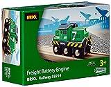 BRIO Rail Freight Battery Train
