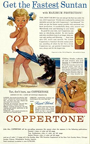 coppertone-sun-cream-wonderful-a4-glossy-print-taken-from-a-vintage-product-ad